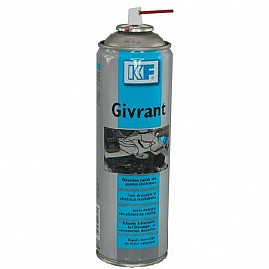 GIVRANT DETECTION DES PANNES ELECTRONIQUE  650 ML KF au rayon Aérosols, MAINTENANCE - Electronique
