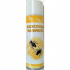 INSECTICIDE INSECTES RAMPANTS 650 ml au rayon Aérosols, MAISON - Insecticide