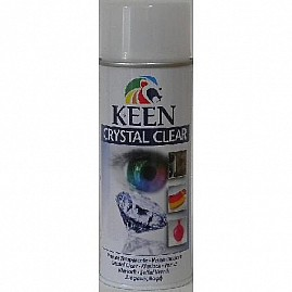 VERNIS KEEN BRILLANT TRANSPARENT 400ml au rayon Aérosols, PROTECTION - Vernis Transparent